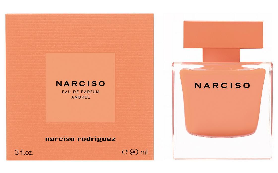 nước hoa hổ phách Narciso Ambrée mới