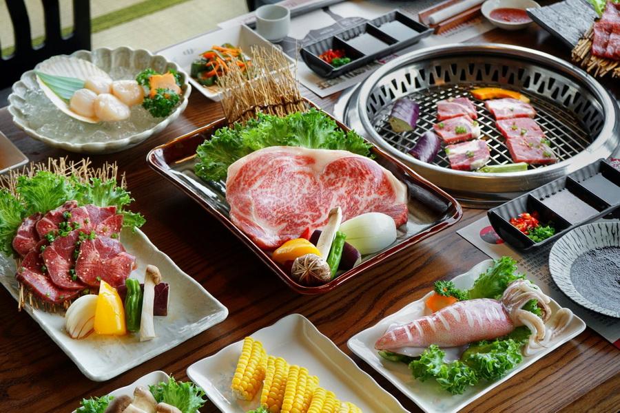 Nhà hàng BBQ Nhật Bản Con Bò Đen - Kokugyu bò Wagyu