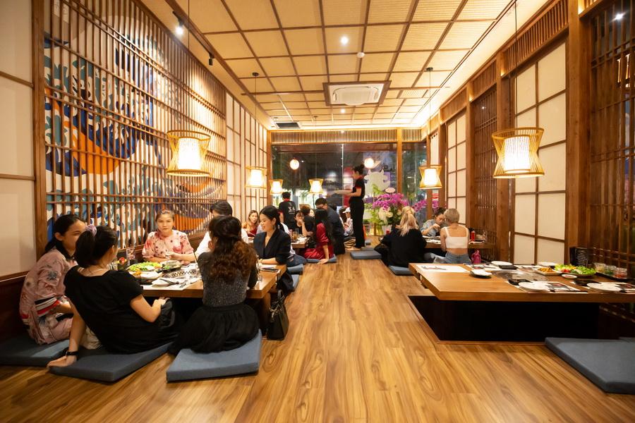 Nhà hàng BBQ Nhật Bản Con Bò Đen - Kokugyu