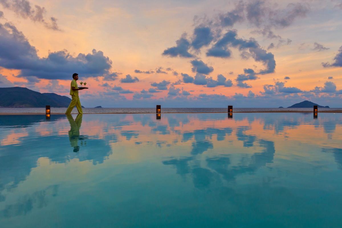 khu resort cao cấp tại côn đảo