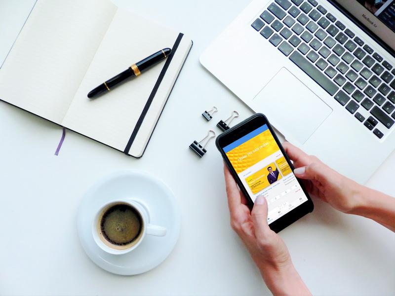 nền tảng học tập trực tuyến Everlearn Học viện doanh nhân MVV