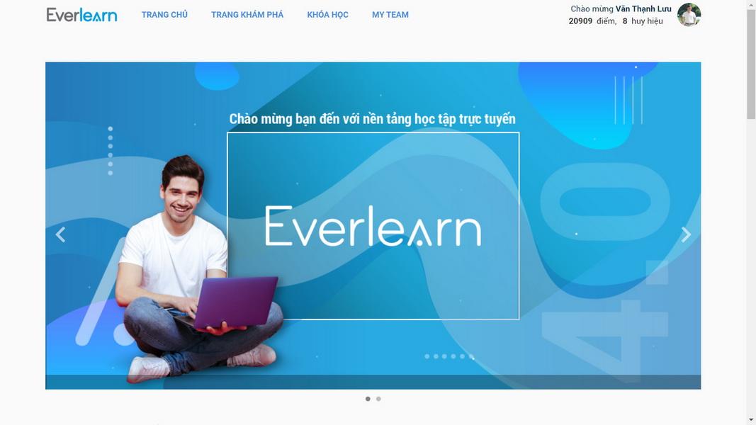 UN Women học trực tuyến Everlearn nữ doanh nhân