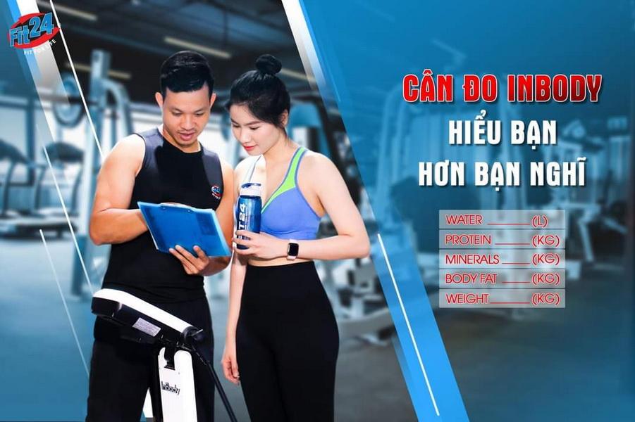 Fit24 ưu đãi hấp dẫn ngày Phụ nữ Việt Nam