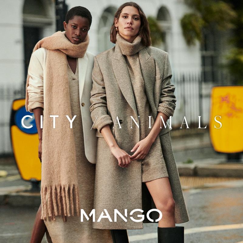 Mango ra mắt BST City Animals