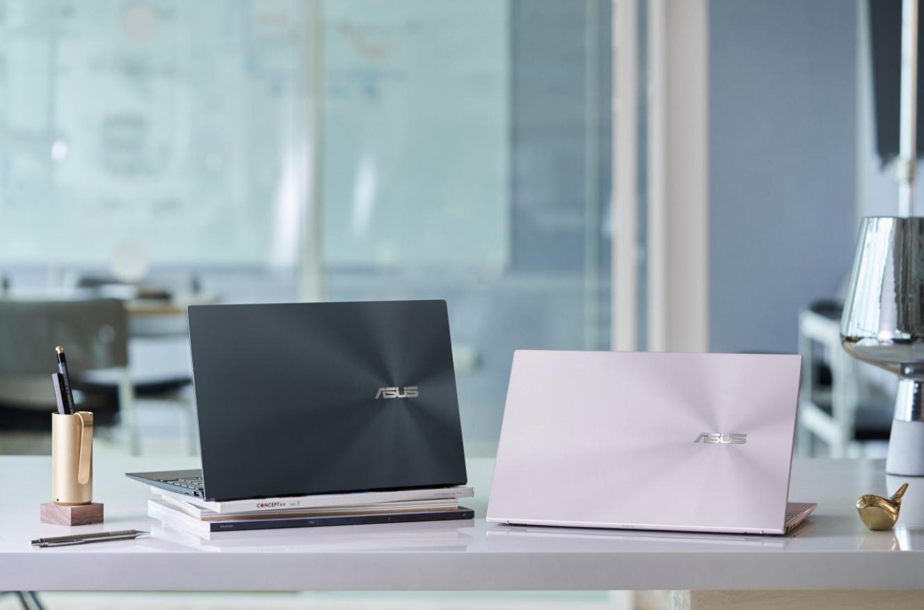 ZenBook 13 (UX325) và ZenBook 14 (UX425)