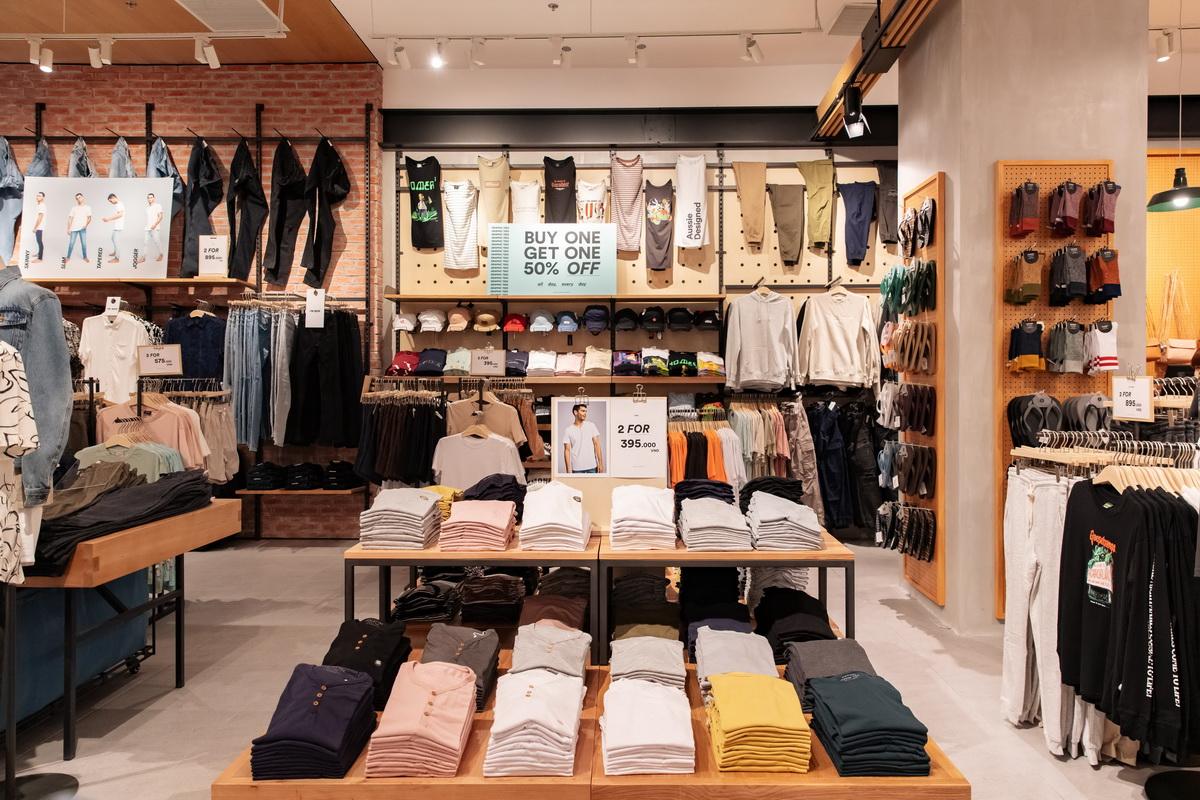 Cotton On Aeon Mall Tân Phú Celadon