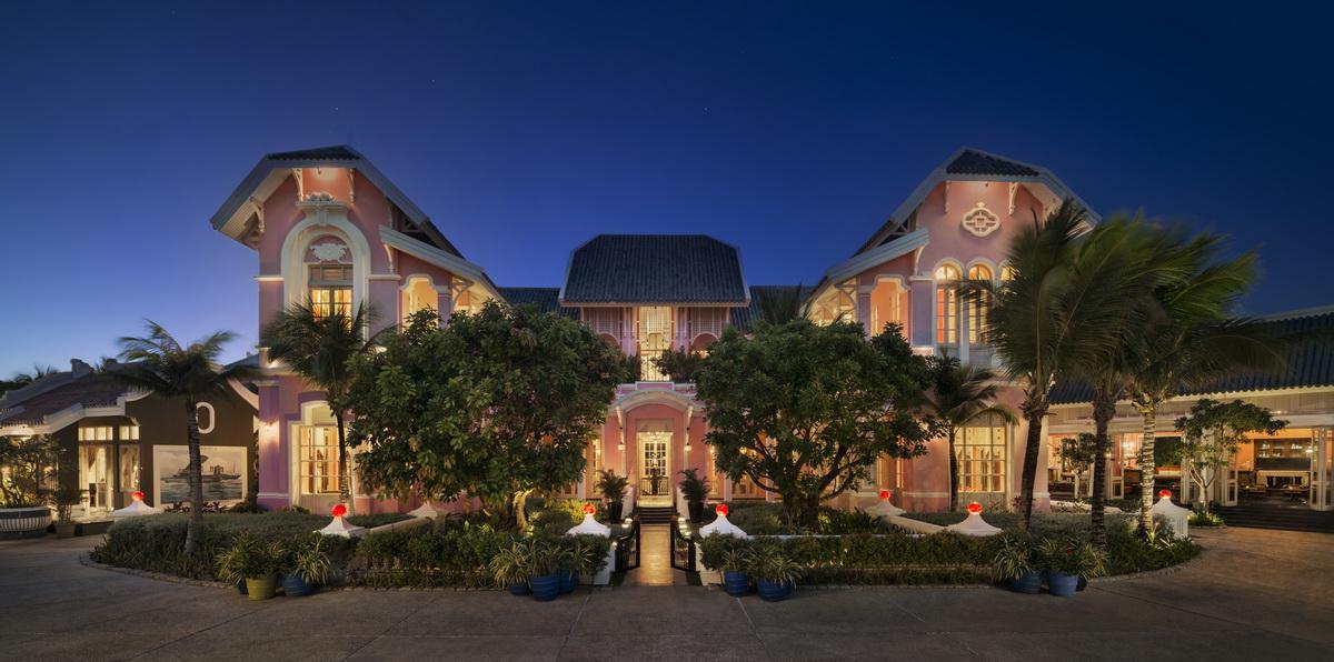 nhà hàng Pink Pearl JW Marriott Phu Quoc Emerald Bay