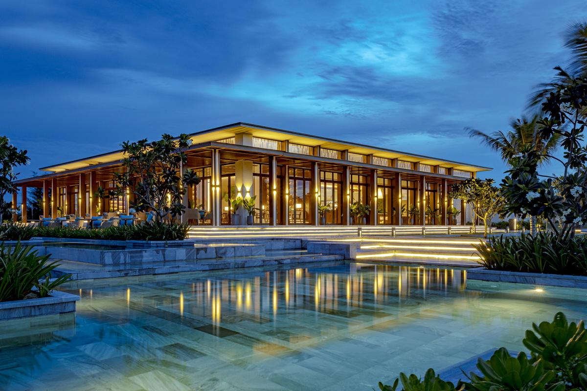 nhà hàng Vị Maia Resort