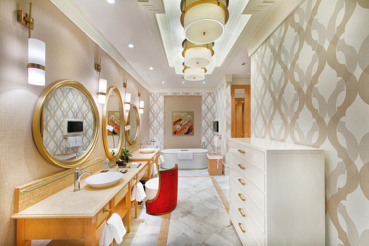phòng suite The Grand Hồ Tràm