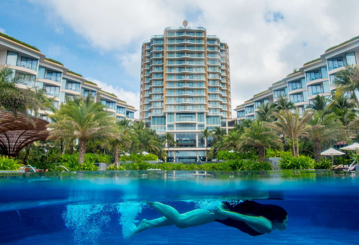 khu nghỉ dưỡng InterContinental Phu Quoc