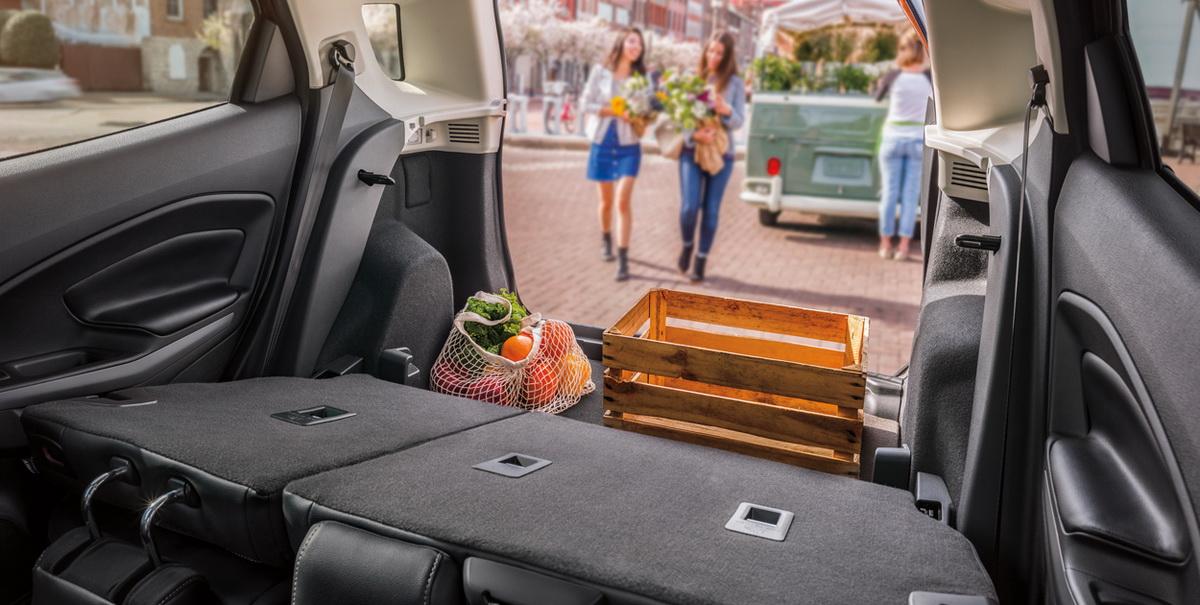 du lịch xe hơi cá nhân ngoại ô SUV Ford EcoSport