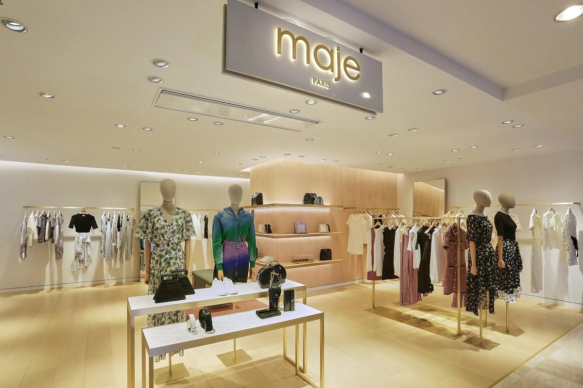 cửa hàng maje