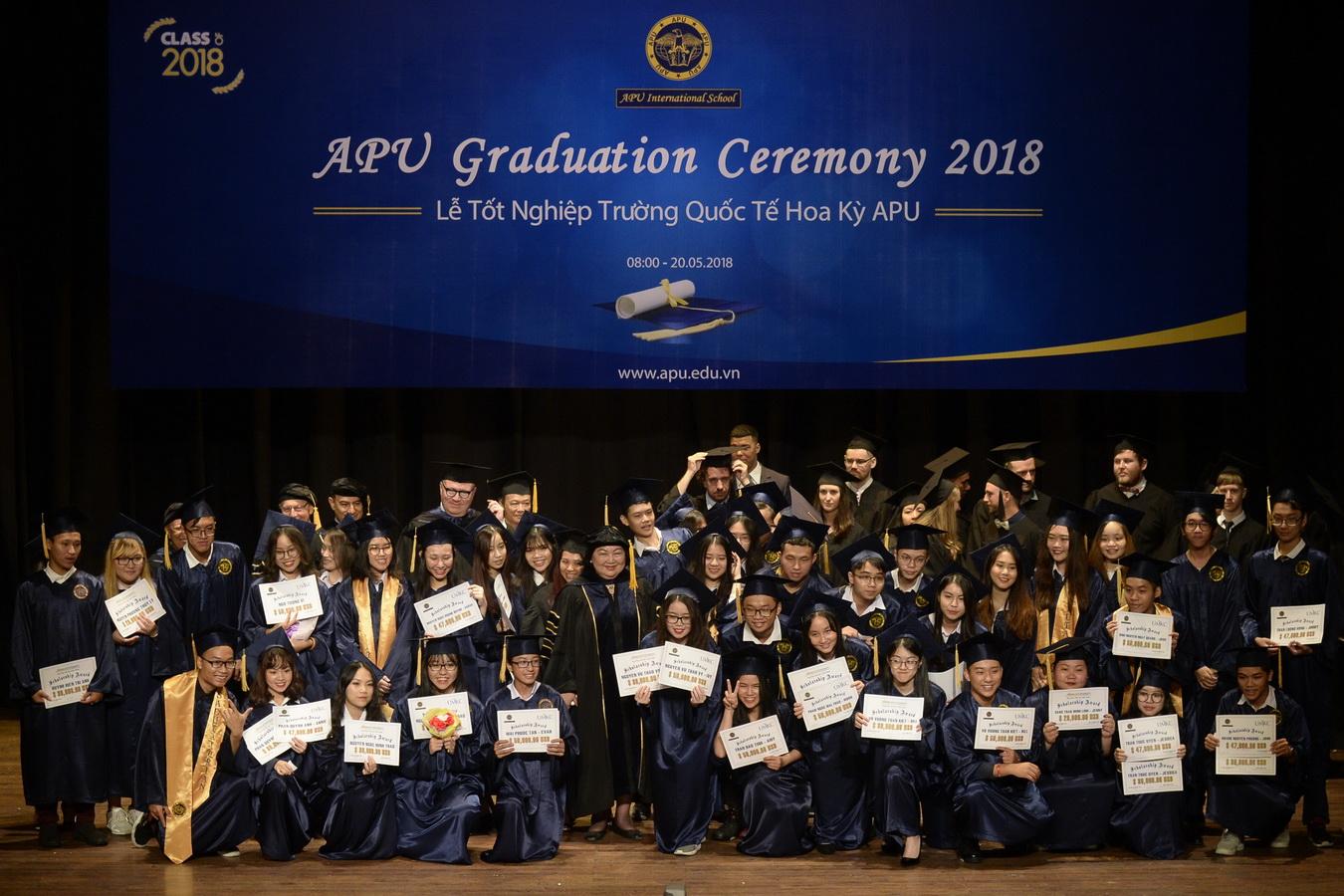 giáo dục quốc tế APU