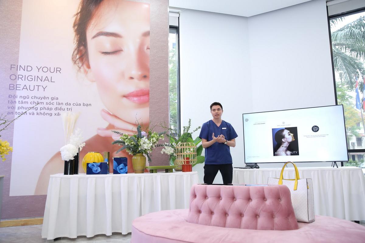 PPP Laser Clinic tổ chức sự kiện Art of Beauty