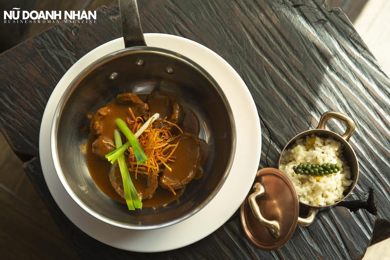 ẩm thực Novotel Phú Quốc