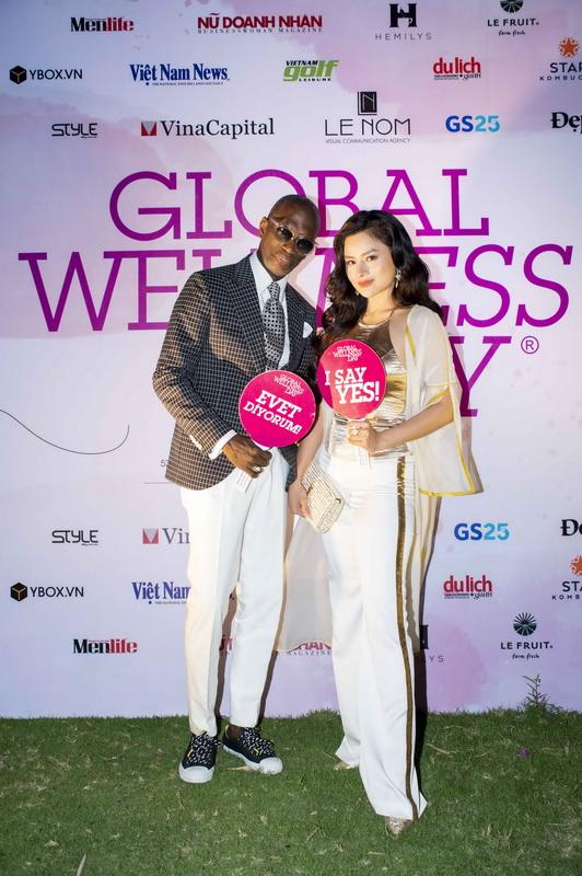 Global Wellness Day 2021 Dinner GWD