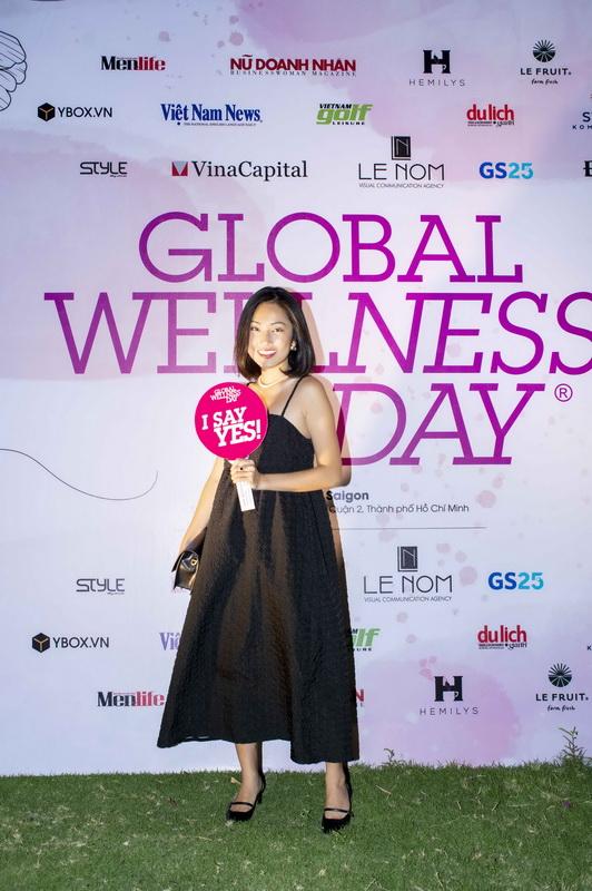 Global Wellness Day GWD 2021 Dinner sức khỏe