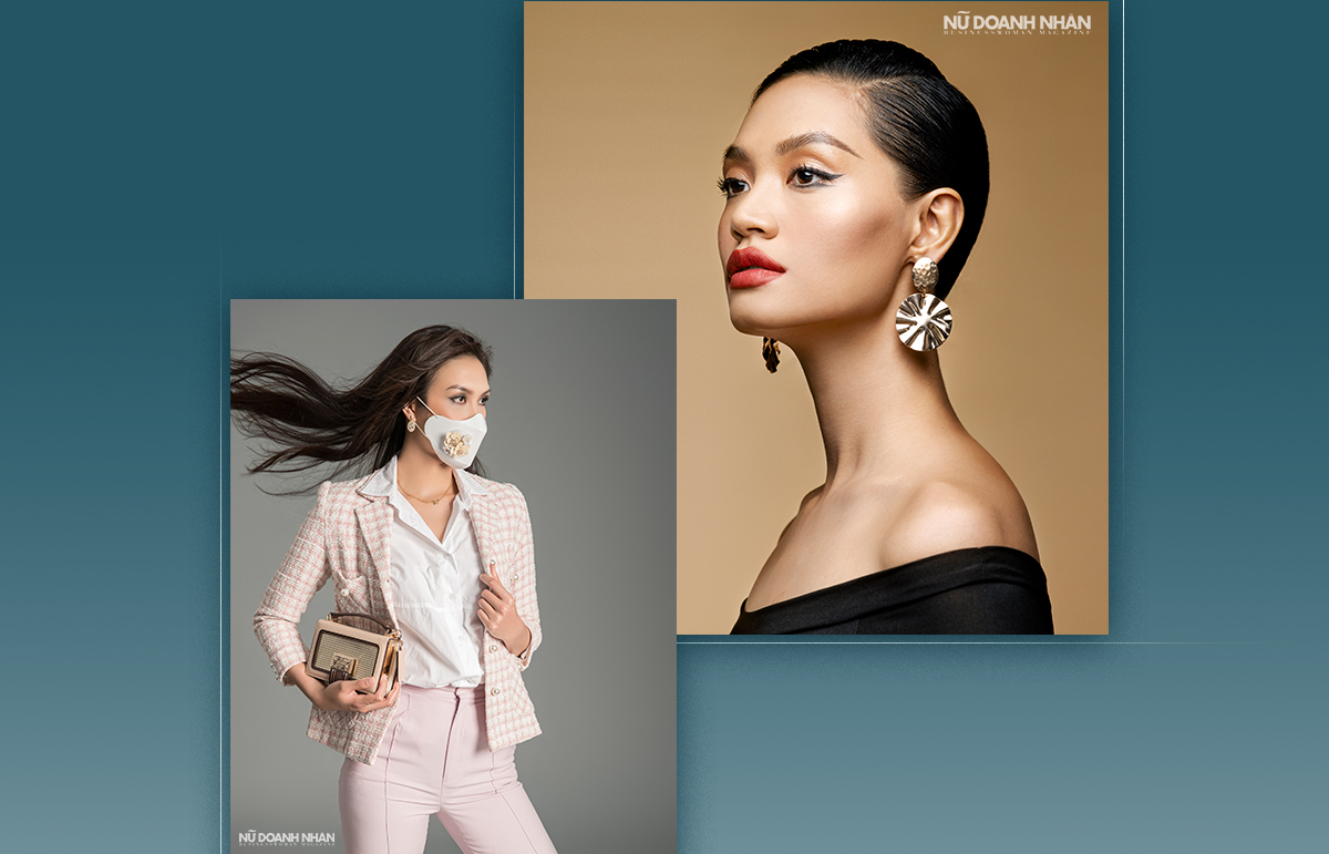 tạp chí nữ doanh nhân số 136