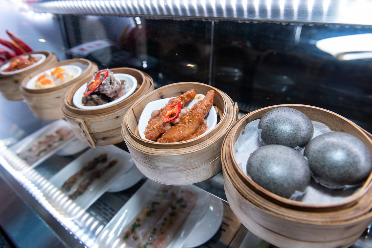ẩm thực hongkong cafe central an đông tạp chí nữ doanh nhân