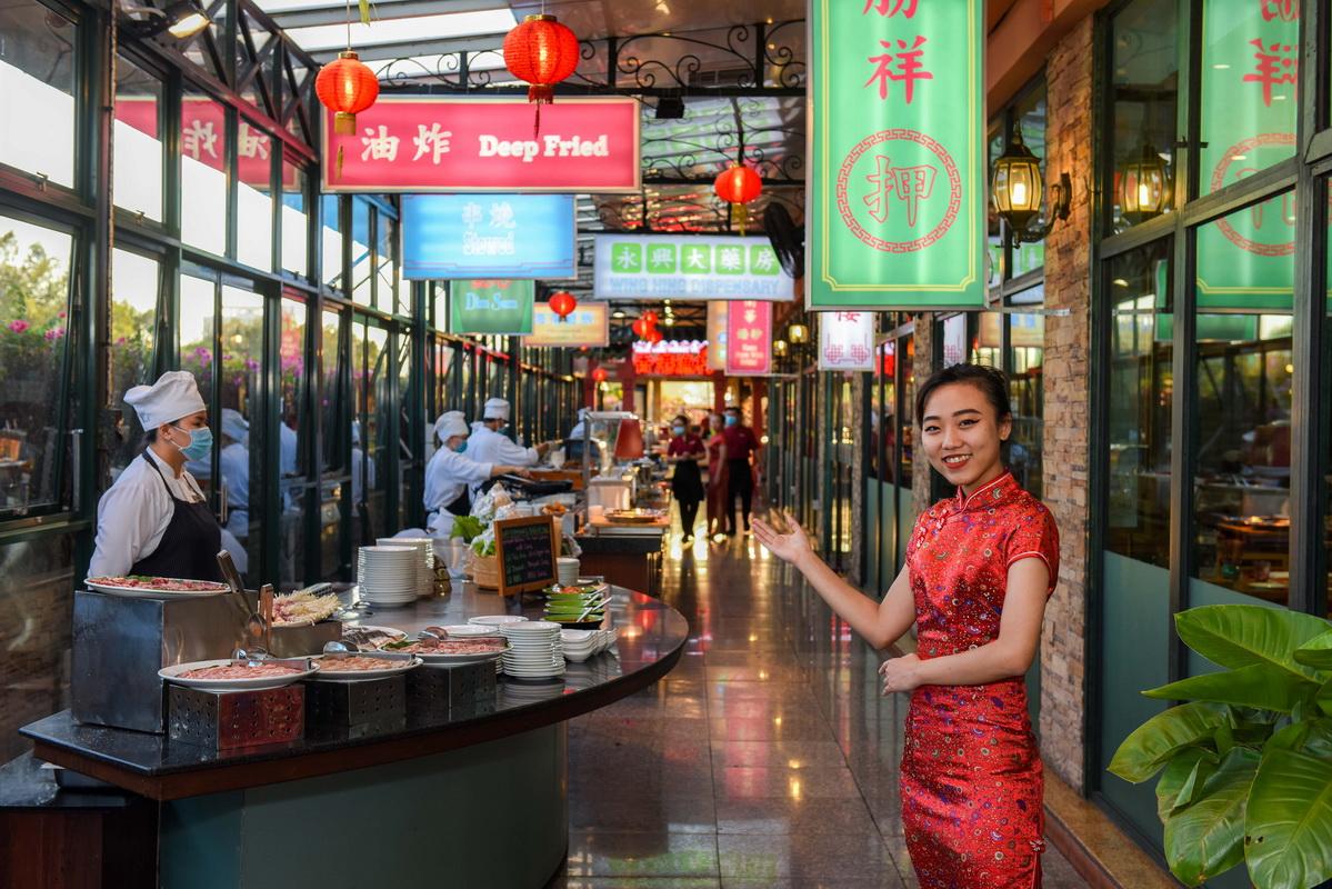 ẩm thực hongkong windsor plaza tạp chí nữ doanh nhân
