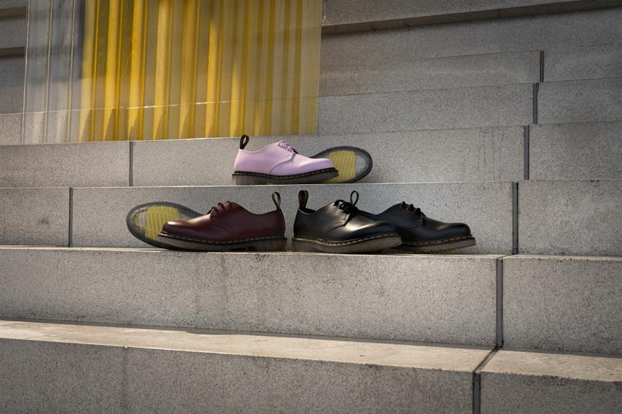 Dr. Martens ra mắt giày 1461 iced kỷ niệm 60 năm thành lập