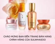 Sulwhasoo ra mắt trang bán hàng chính hãng sulwhasoo.vn cùng nhiều ưu đãi