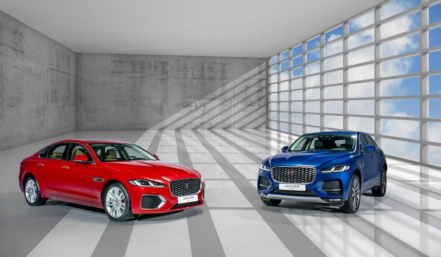 Phú Thái Mobility Nhà nhập khẩu và phân phối Jaguar XF mới xe doanh nhân
