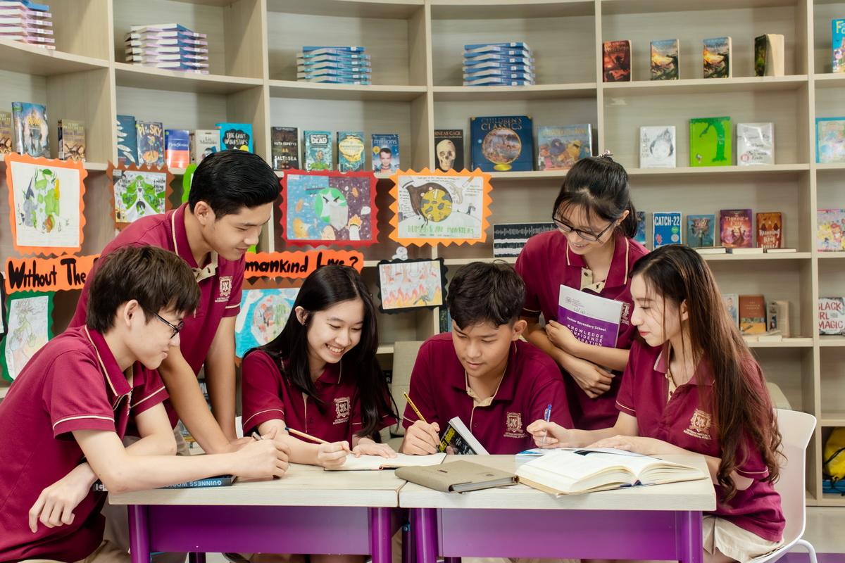 chọn trường quốc tế song ngữ cambridge VAS cho con hậu covid