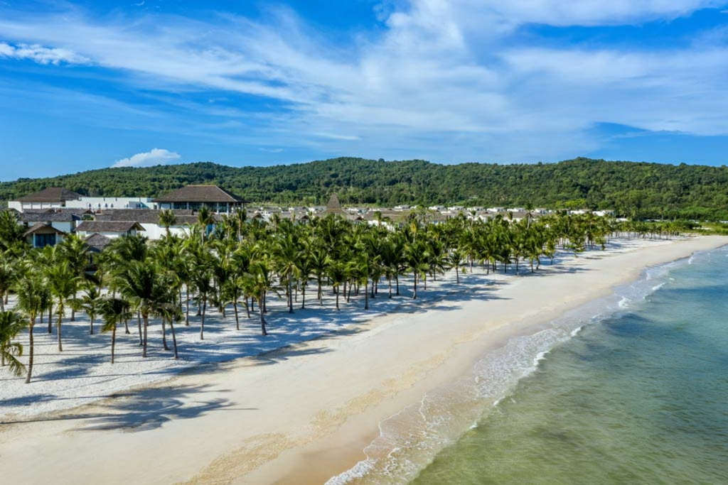 ra mắt khu nghỉ dưỡng New World Phú Quốc Resort