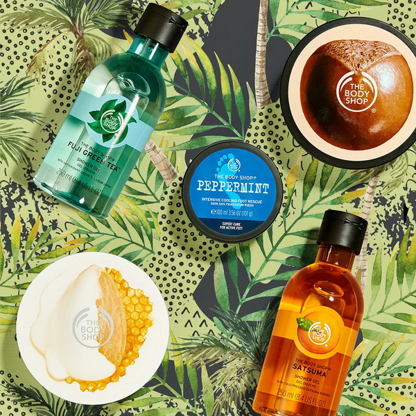 The Body shop sale tháng 5 may sale