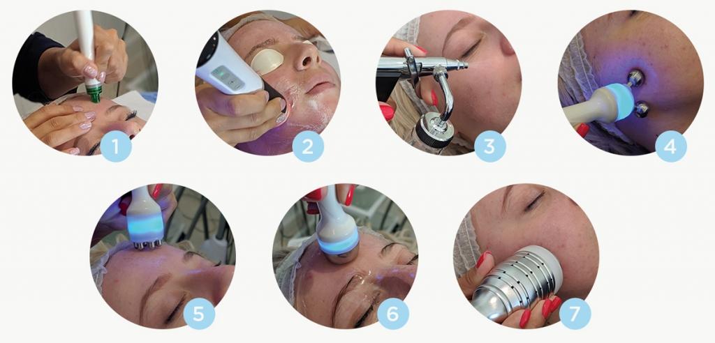 phương pháp trị liệu HYDRO2 tại PPP Laser Clinic