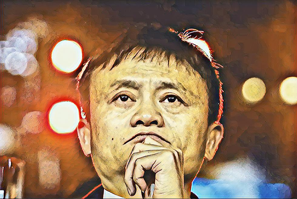 """Đến lúc """"cái kết buồn"""" của đế chế Jack Ma?"""