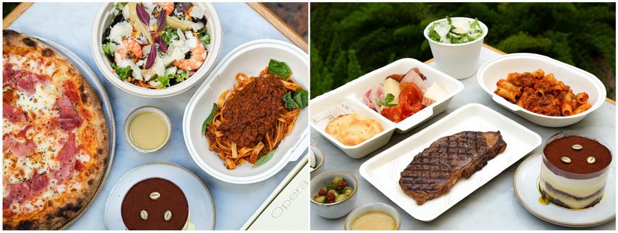Park Hyatt Saigon giới thiệu thực đơn mang đi chuẩn 5 sao