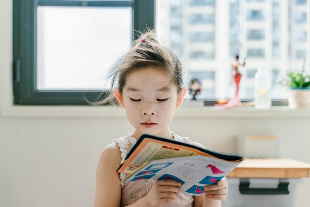 dạy con trẻ cách thức phương pháp học tập