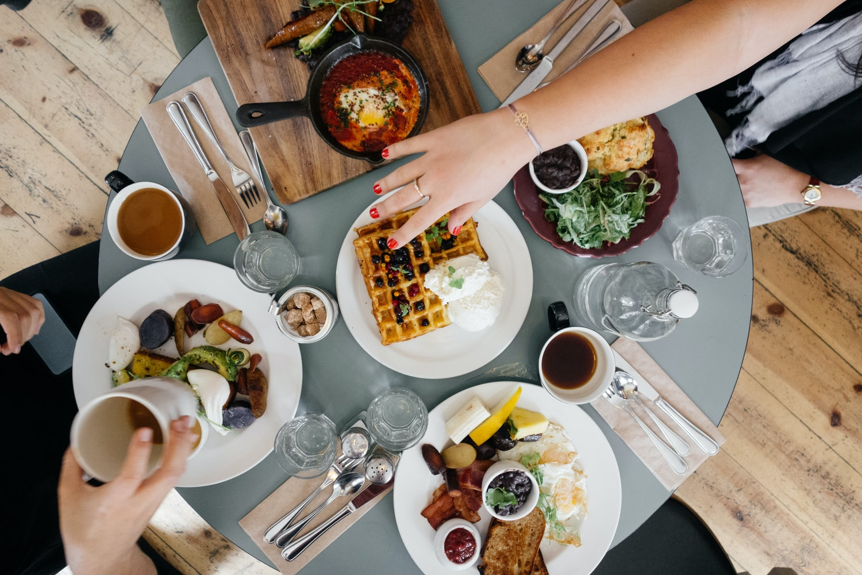 lợi ích của thức ăn với mối quan hệ của bạn
