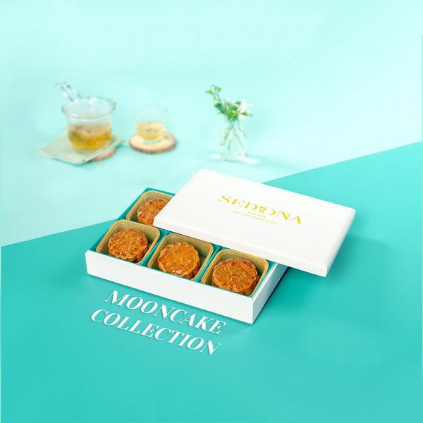 Thưởng thức mùa trông trăng với bánh Trung thu sầu riêng của Sedona Suites