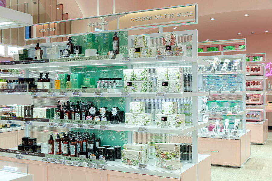 Sociolla khai trương cửa hàng flagship thứ 2 tại Hà Nội