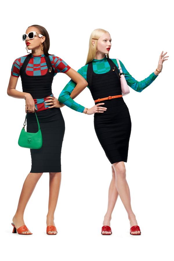 Versace bộ sưu tập BST chớm thu Pre Fall 2021