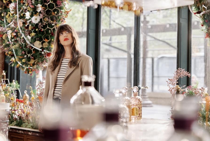 Guerlain công bố Violette Serrat là Giám đốc Sáng tạo toàn cầu mới ngành hàng trang điểm