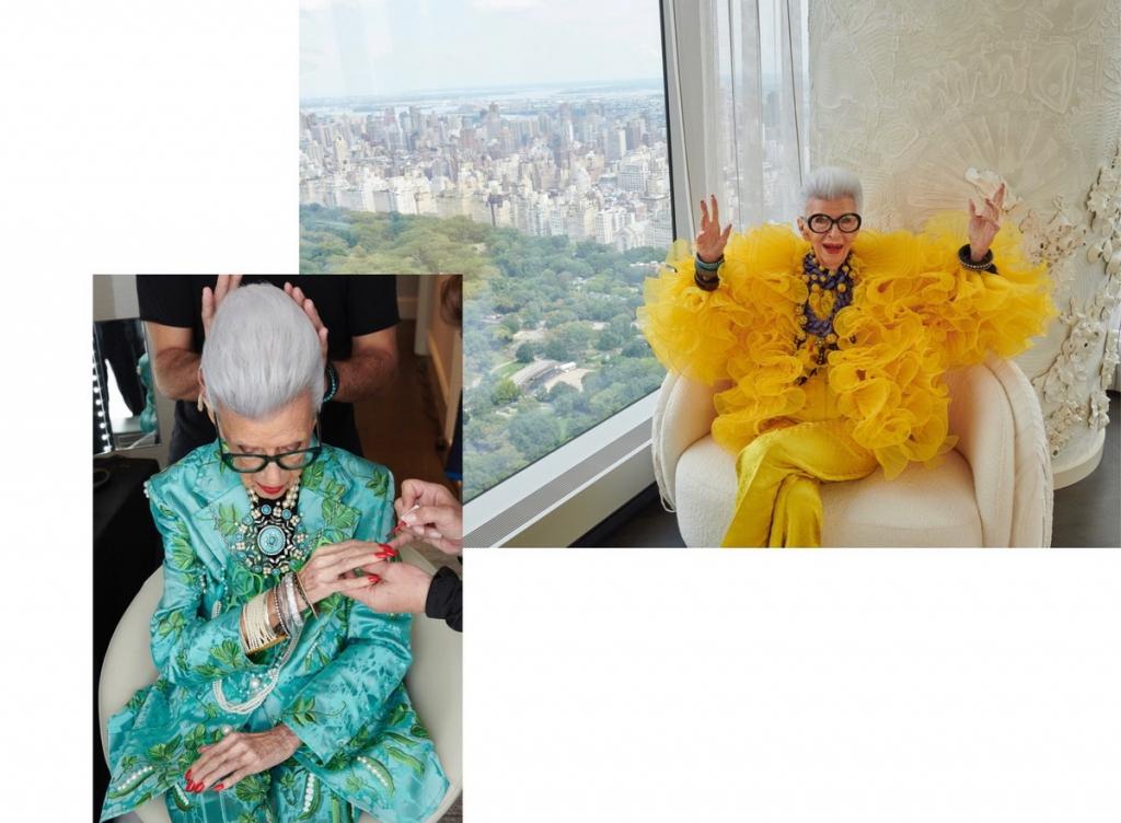 H&M hợp tác ra mắt bộ sưu tập kỷ niệm sinh nhật 100 năm của biểu tượng thời trang Iris Apfel