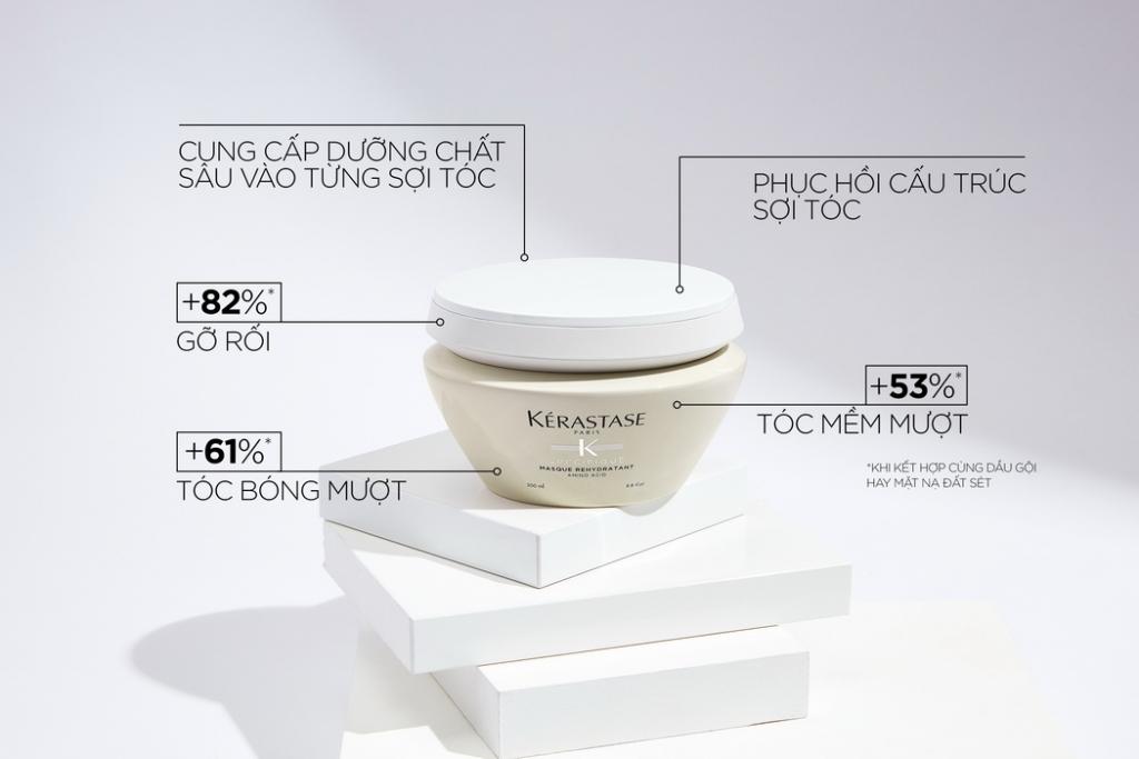 Kérastase giới thiệu dòng sản phẩm Specifique Divalent xử lý da đầu bị dầu