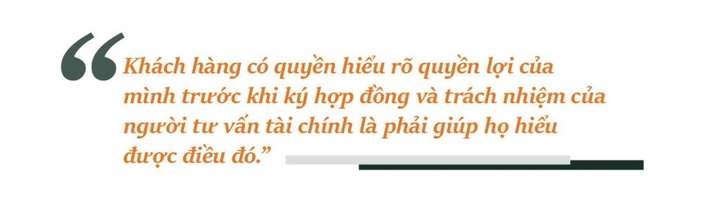Giải thưởng thành tựu trọn đời bảo hiểm nhân thọ FWD - Đỗ Thị Ninh