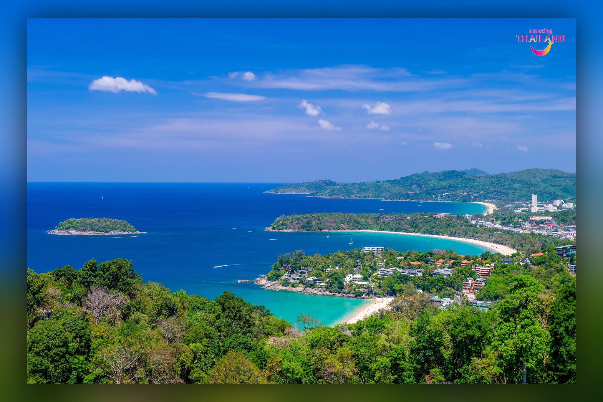 """Du lịch """"bình thường mới"""" 6 điều không thể không biết về đảo thiên đường Phuket Thái Lan"""