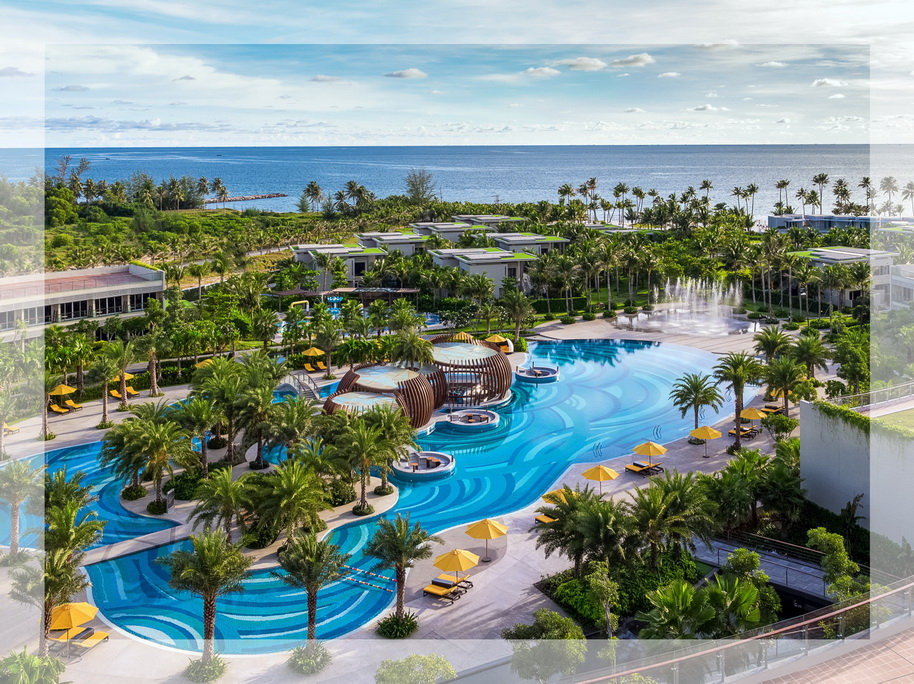 giải thưởng du lịch Best Hotels - Resorts Awards 2021
