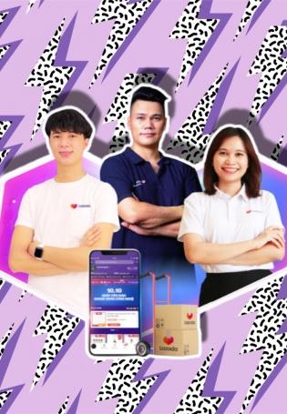 Lazada Việt Nam Ngày tôn vinh doanh nhân công nghệ 10/10